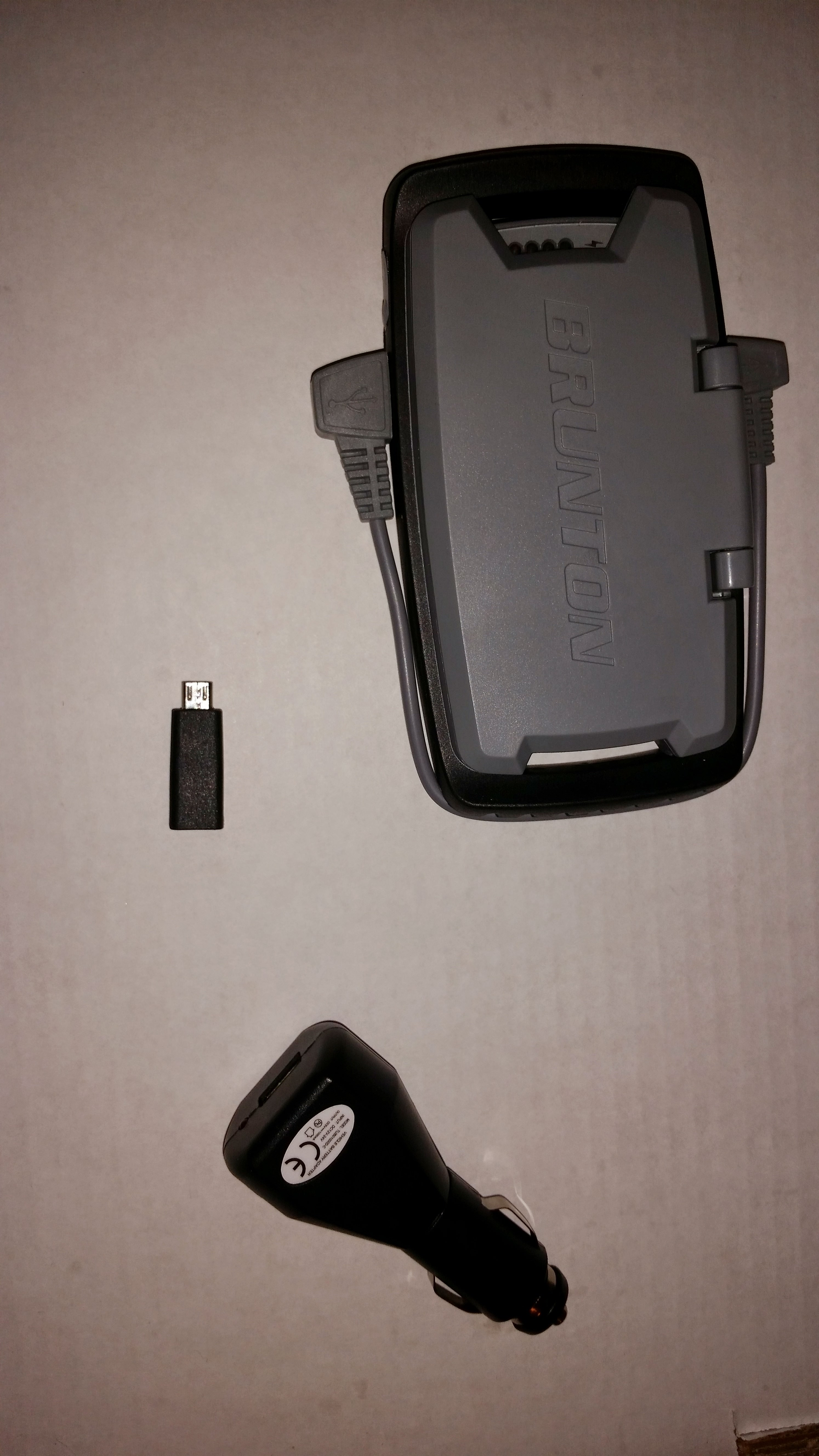 brunton solar charger instructions