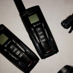 Cobra microTALK CXR925 Two Way Radio Pair