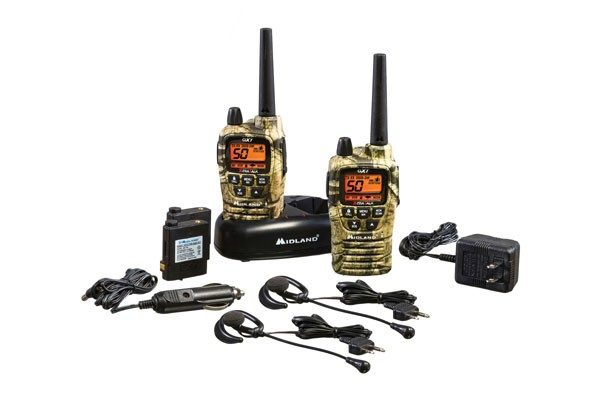 GXT2050VP4 Up to 36 Mile Two-Way Radio