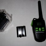 MOTOROLA MD200TPR 20-Mile Talkabout® 2-Way Radio Triple Pack with Charger