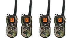 Hunting Two Way Radios 4 Pack