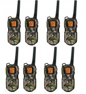 Hunting Two Way Radios 8 Pack