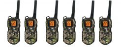Sporting Events Two Way Radios 6 Pack