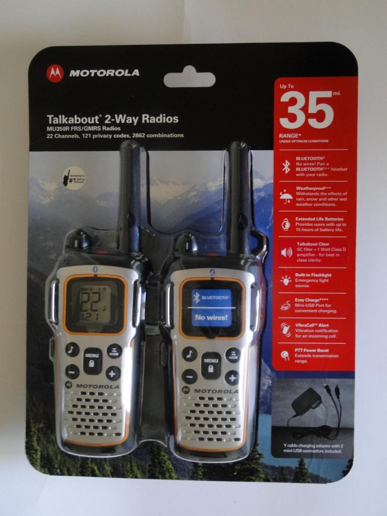 MOTOROLA-MU350R-35-Mile-Talkabout-Bluetooth-2-WayRadios
