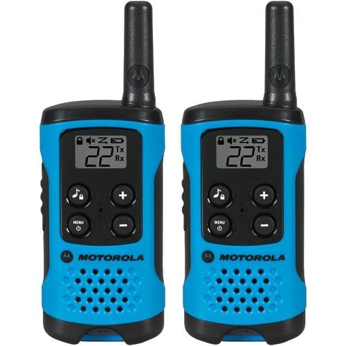 MOTOROLA T100 16-Mile Talkabout® T100 2-Way Radios