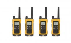 Camping Two Way Radios 4 Pack