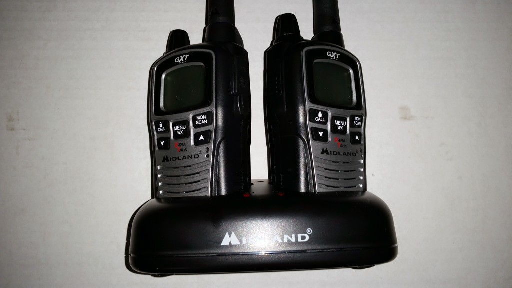 Midland GXT860VP4 42-Channel GMRS in Base