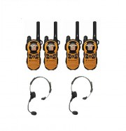 Hiking Two Way Radios 4 Pack