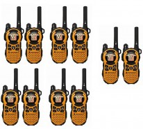 Hiking Two Way Radios 10 Pack