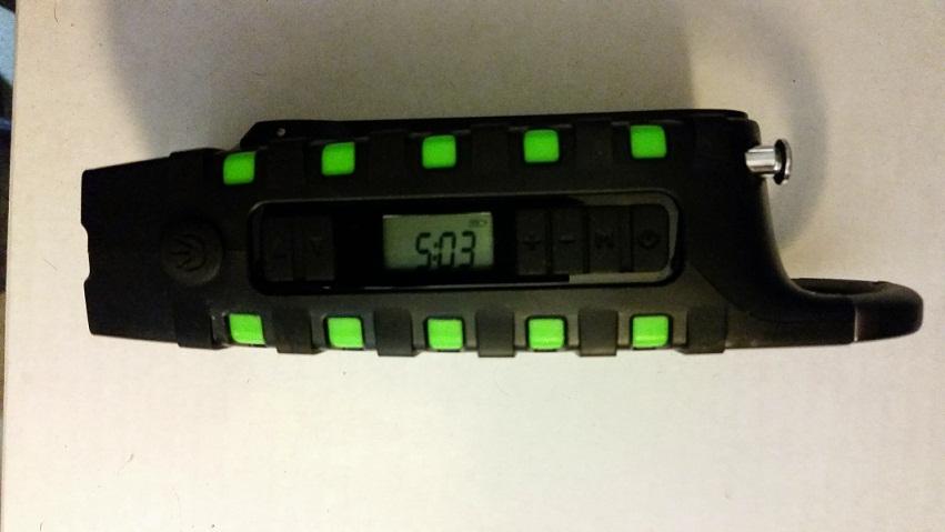 Etón SCORPION Alarm Clock