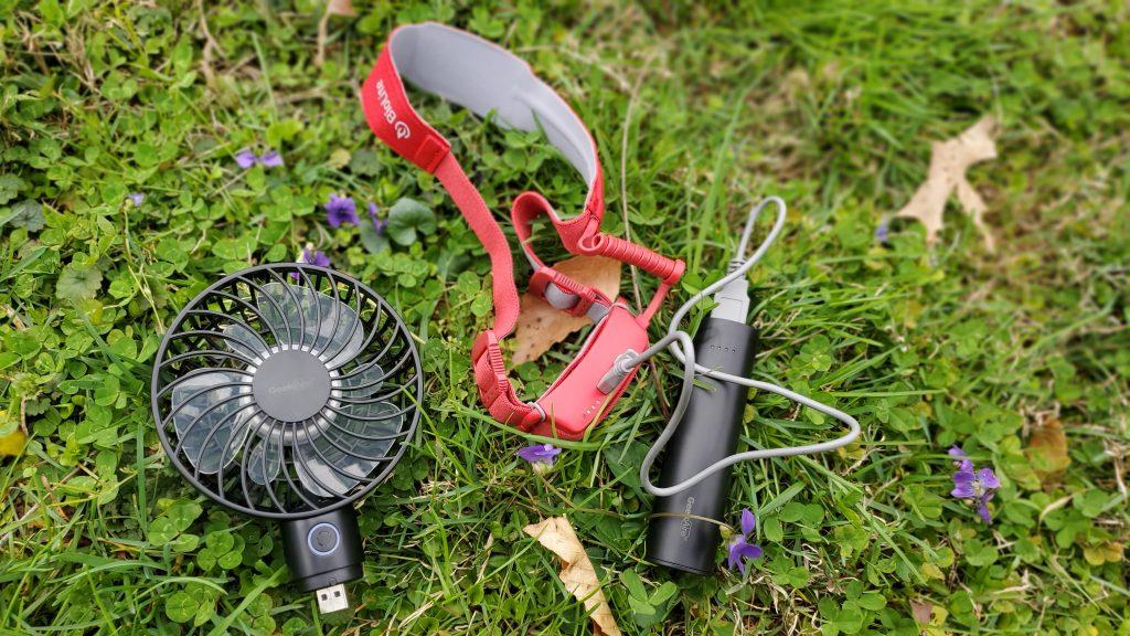 Geek Aire GF2DB Parts