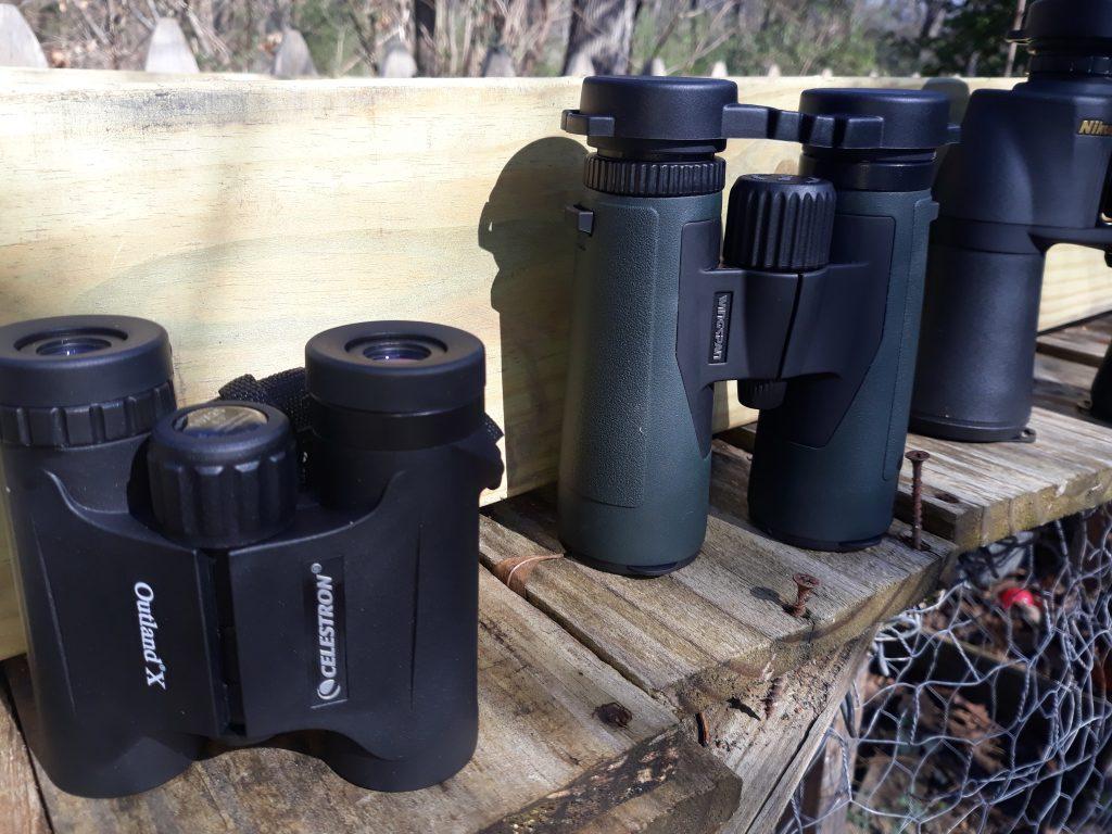 Binocular Testing for reviews