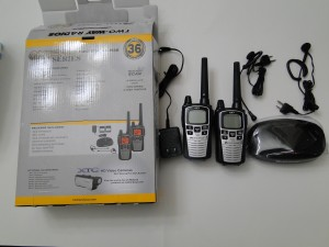 Midland GXT860VP4 42-Channel GMRS in Full Set