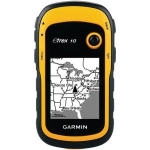 GARMIN 010-00970-00 eTrex® 10 GPS Receiver