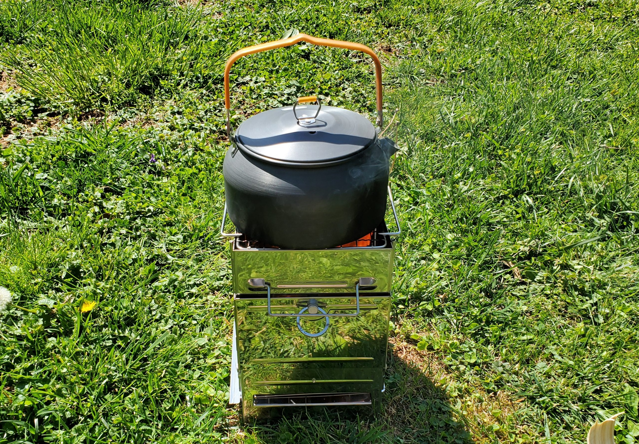 GSI Halulite Camping Tea Kettle