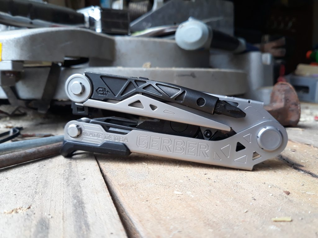 Gerber Center Drive Multi Tool sideview