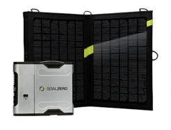 Solar Recharging Kits