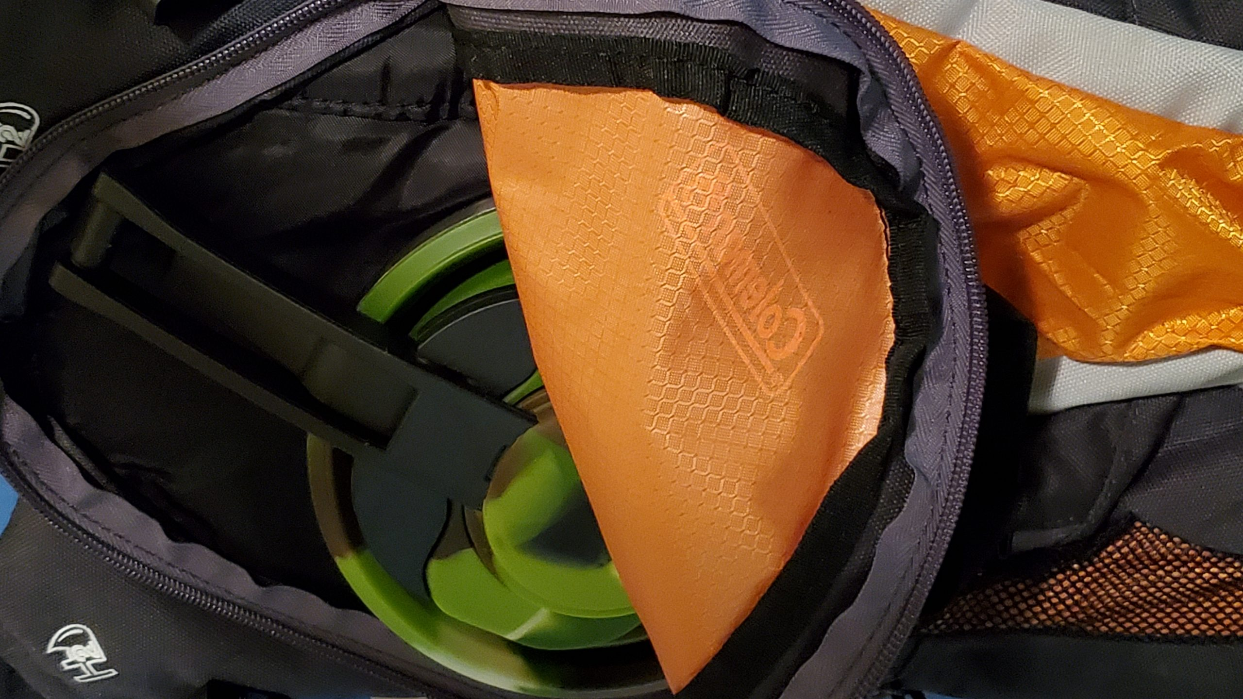 LevelOne Collapsible Outdoor Kettle Cover