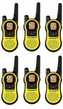 Hiking Two Way Radios 6 Pack