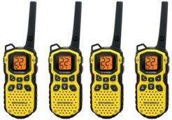 Waterproof Two Way Radios 4 Pack