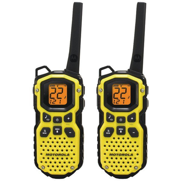 waterproof two way radio Motorola MS350R