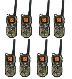 Sporting Events Two Way Radios Eight Pack