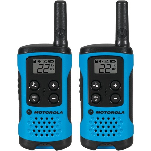 MOTOROLA T100 16-Mile Talkabout® T100 2-Way Radios