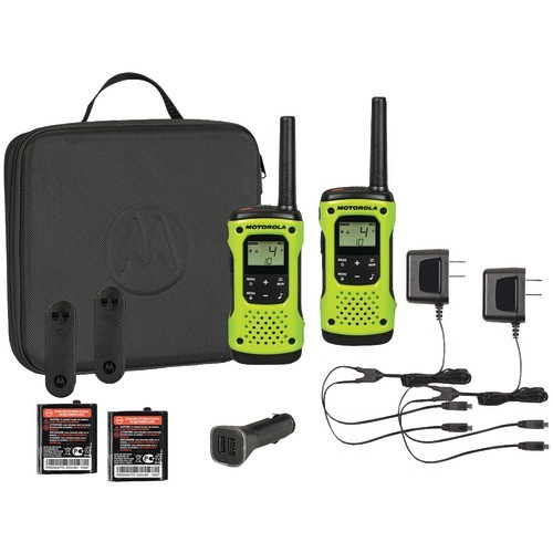 MOTOROLA T605 35-Mile Talkabout® T605 2-Way Radios