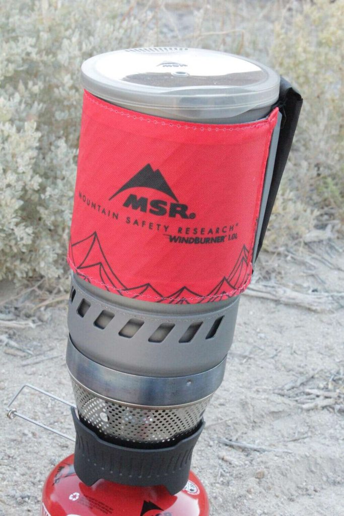 MSR Windburner