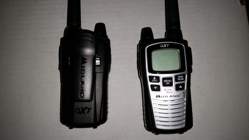 Midland GXT860VP4 42-Channel GMRS