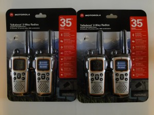 Motorola MU350R 35-Mile Range 22-Channel FRS/GMRS Two Way Bluetooth Radio