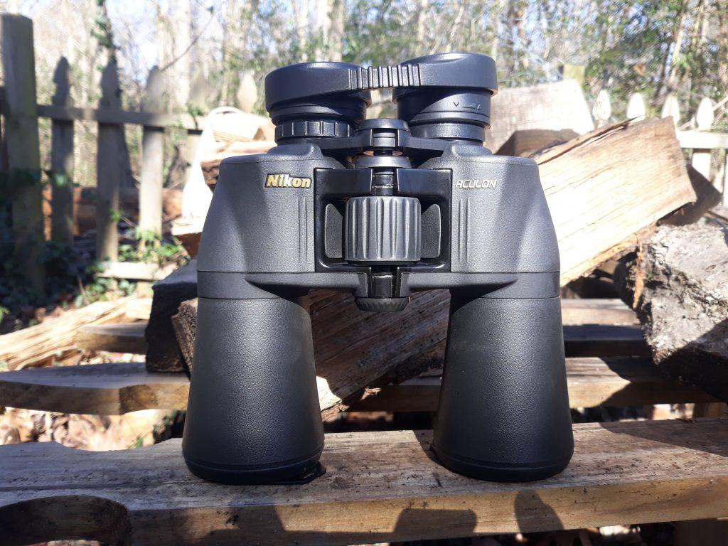 Nikon Aculon A211 10x50 binocular another View