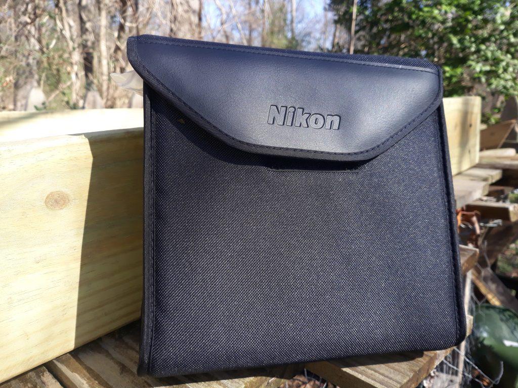 Nikon Aculon A211 Cover