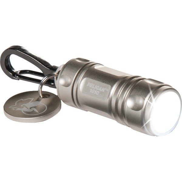 PELICAN 16-Lumen ProGear 1810 LED Keychain Flashlight
