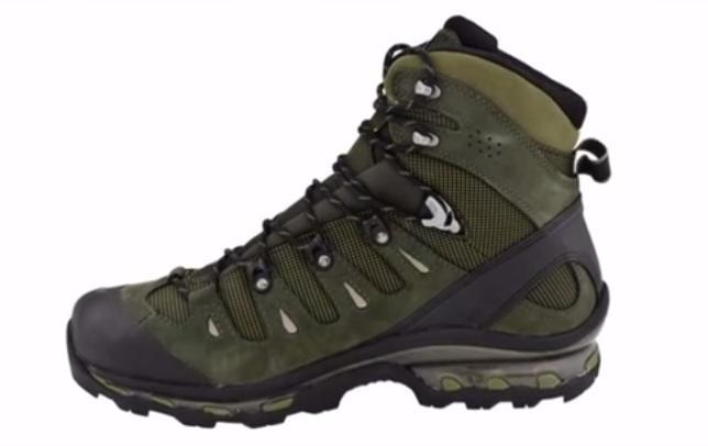 Salomon Men's Quest 4D GTX Backpacking boot