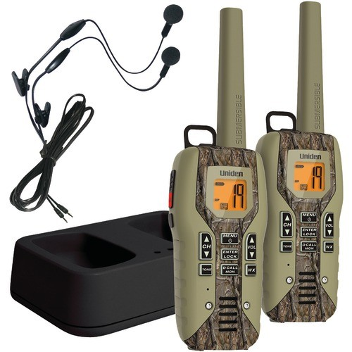 UNIDEN GMR5088-2CKHS 50-Mile 2-Way FRS/GMRS Radios
