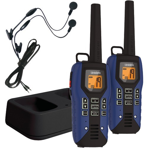 UNIDEN GMR5095-2CKHS 50-Mile 2-Way FRS/GMRS Radios