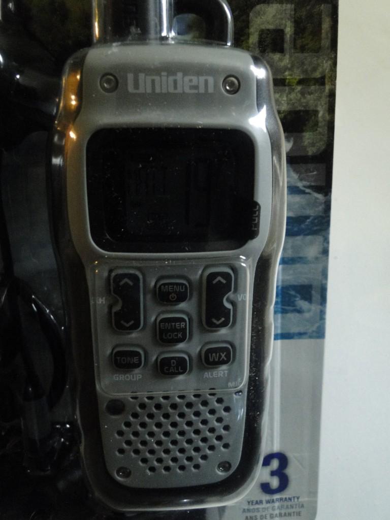 Uniden GMR 3089