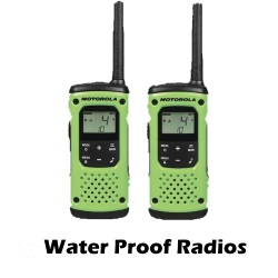 Water Proof Two Way Radios
