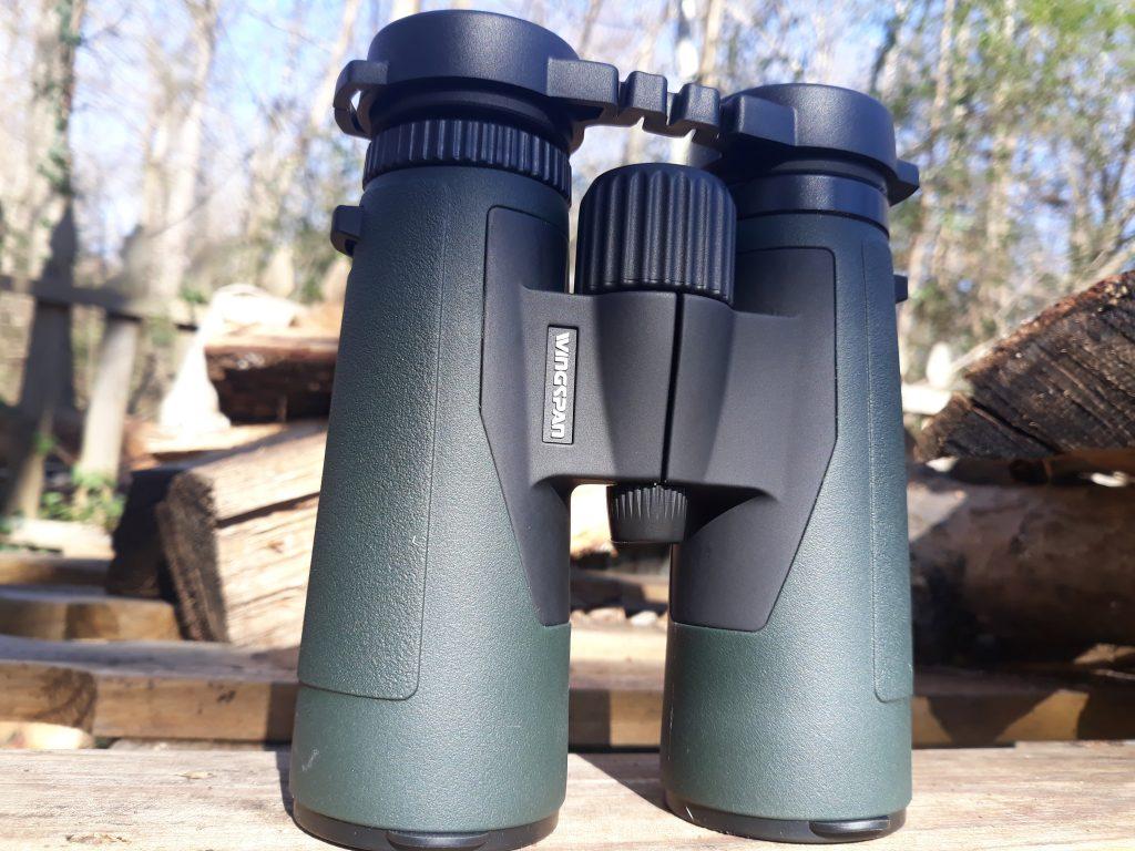 Wingspan Optics EagleScout 10X42 High Powered Binoculars