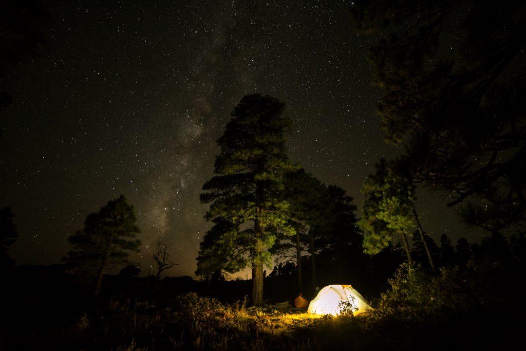 camping solar light
