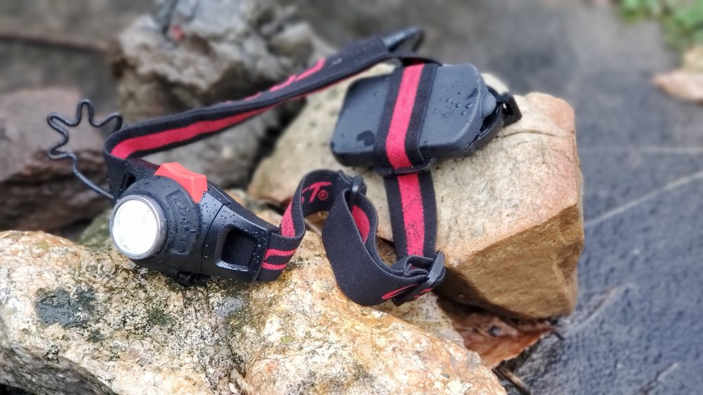 coastal hl7 headlamp outdoor testing