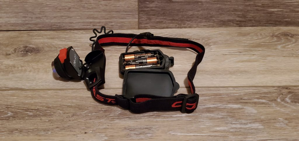 coastal hl7 headlamp battery