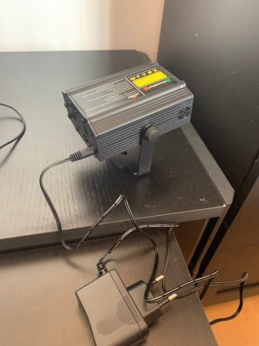 MINI 4-IN-1 LASER PROJECTOR photo review