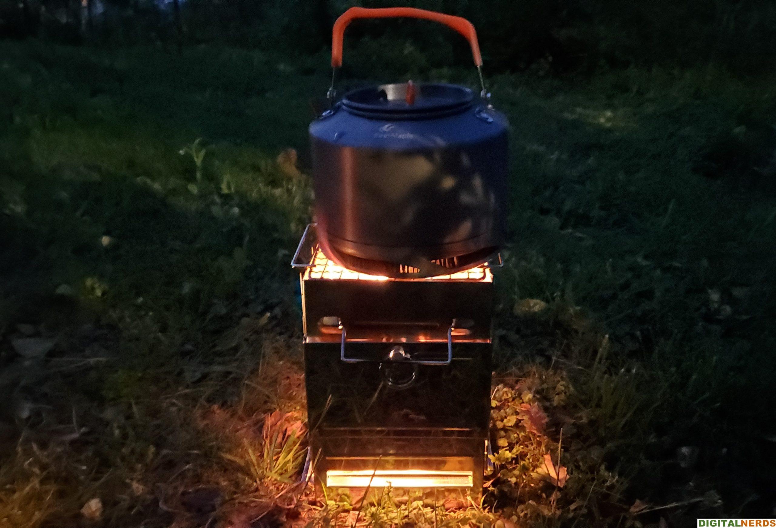 Redcamp Wood Burning Camping Stove