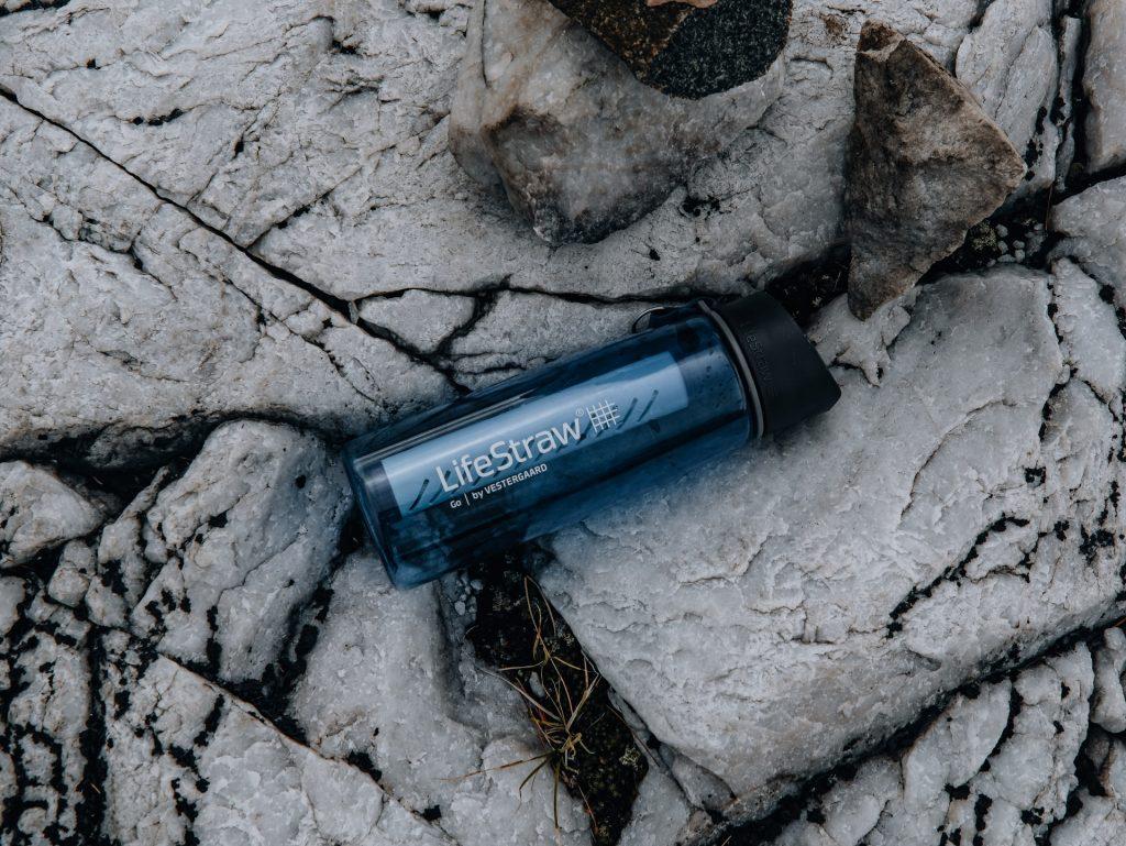 water filter camping